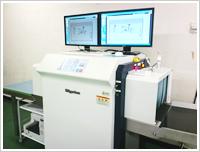 ツインモニターX線検針機の仕様